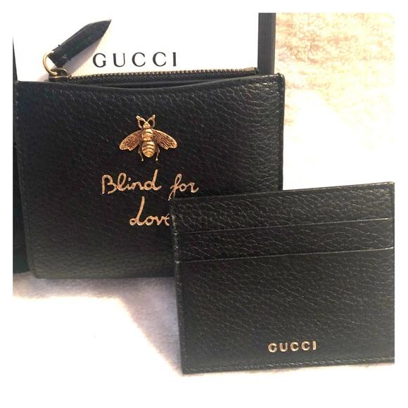 c89cdd89ffcbae Gucci Bags | Animalier Continental Wallet | Poshmark